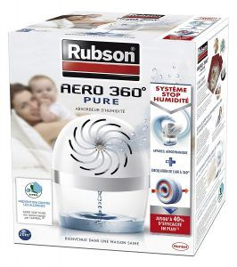 Déshumidificateur Rubson Aero 360 Pure